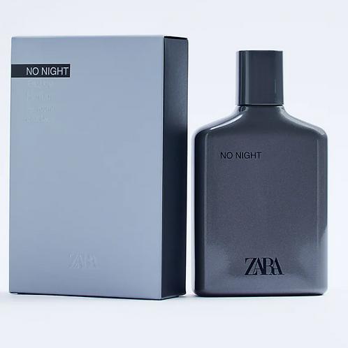 Perfume ZARA -  NO NIGHT 100ML - 20€