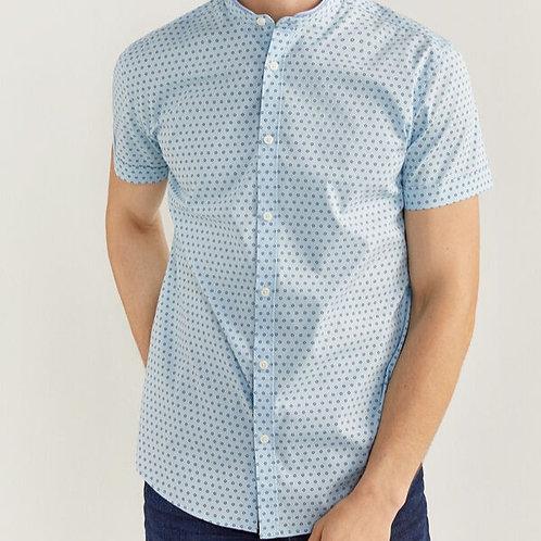 Camisa estampada manga curta -  SPRINGFIELD - 16€