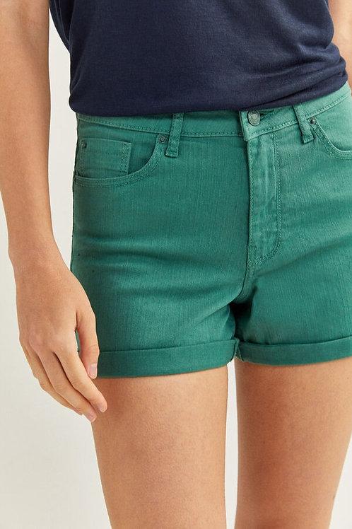 Calções jeans - SPRINGFIELD - 12€
