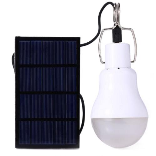 Lâmpada solar - 15€