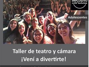 Teatro y Cámara 2017