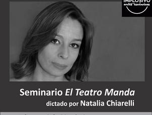 El Teatro Manda