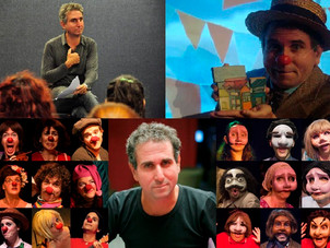 TALLER INTERNACIONAL DE CLOWN  MARCELO KATZ