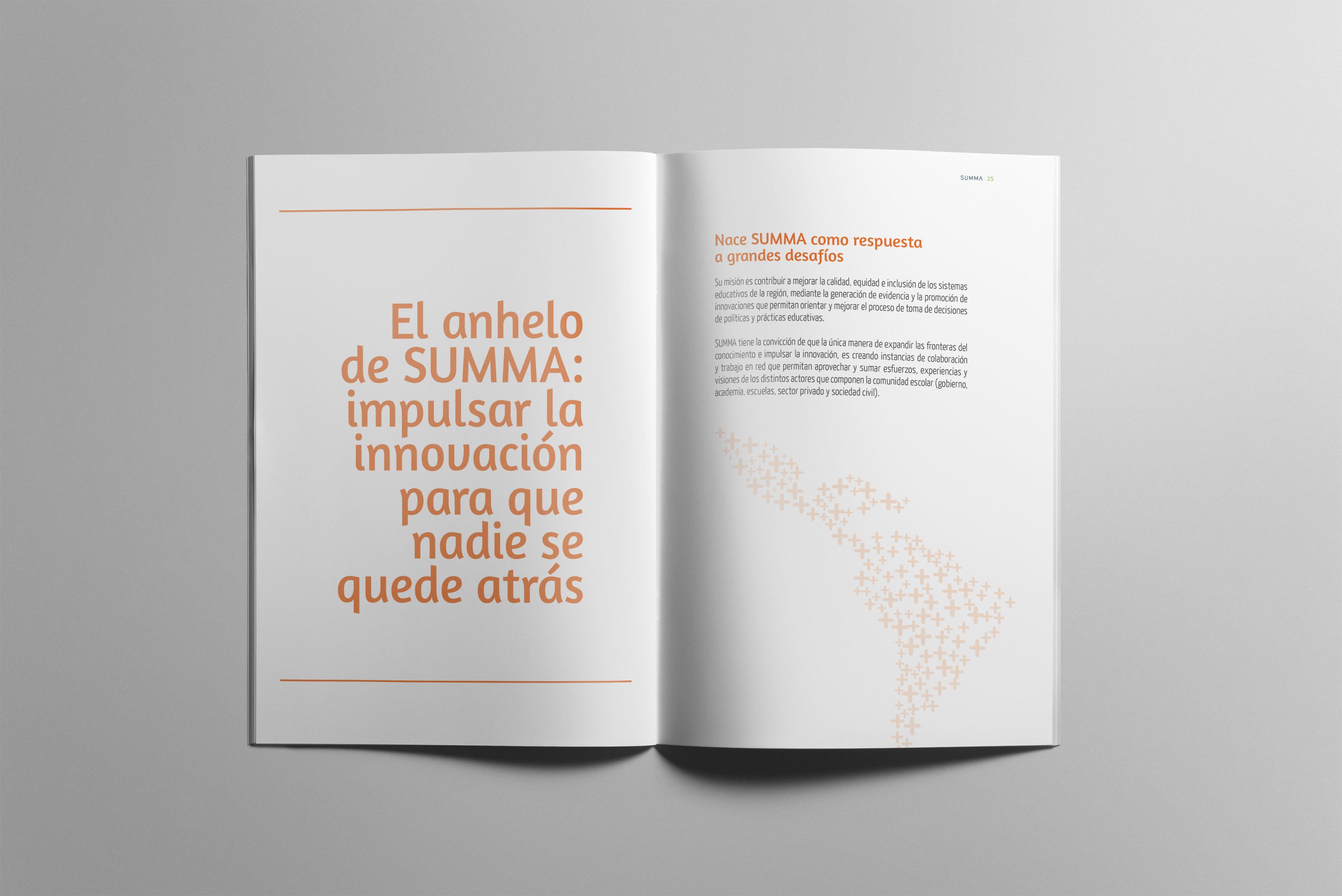 Brochure SUMMA