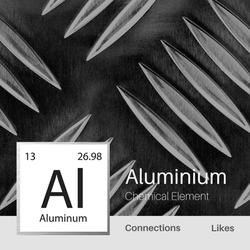 Дизайн фан-клуба химического элемент