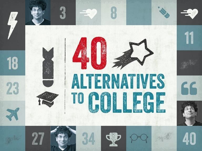 40 альтернатив университету