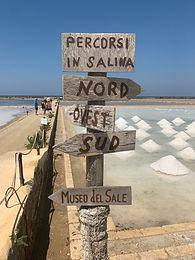 Saline della Laguna Marsala