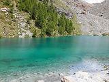 Val d'Ayas - Lago Blu