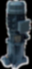 Electrobombas, Prinze, verticales