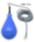 Electrobombas, AKO, interruptores, nivel