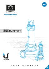 Electrobombas, Zenit, Uniqa, catálogos