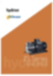 Hydroo, ZS, catálogo
