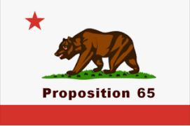 Prop 65 Compliance Made Easy