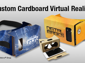 Custom Cardboard Virtual Reality