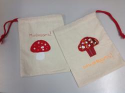 Yr7 Mushroom bags