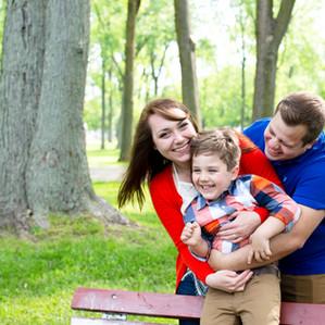 Glaspie Family