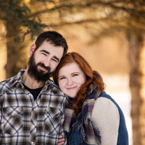Evan and Lauren