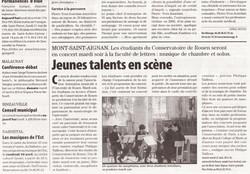 Jornal Paris-Normandie - Abril/2010