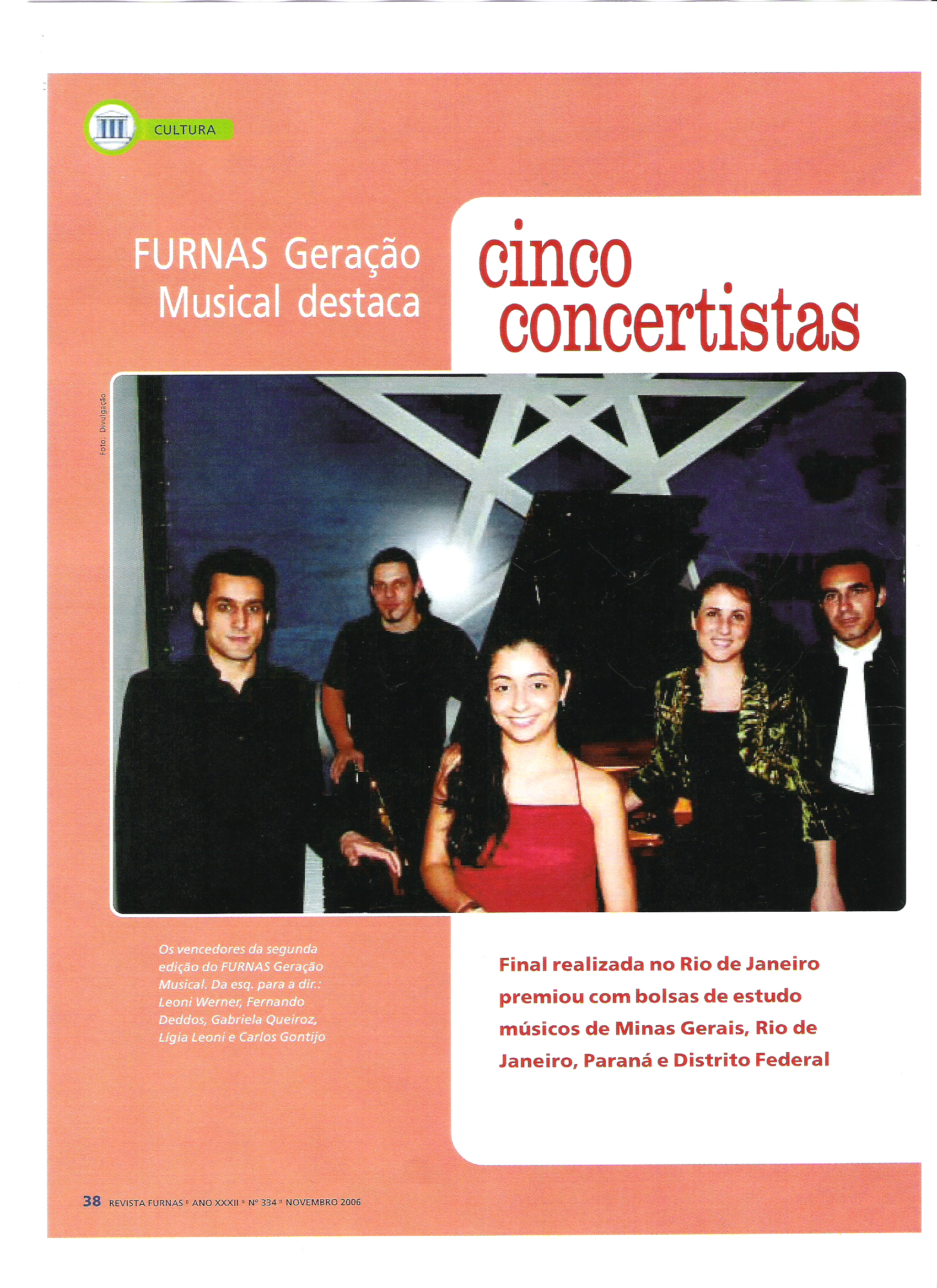 Revista Furnas 2006