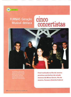 Revista Furnas 2006