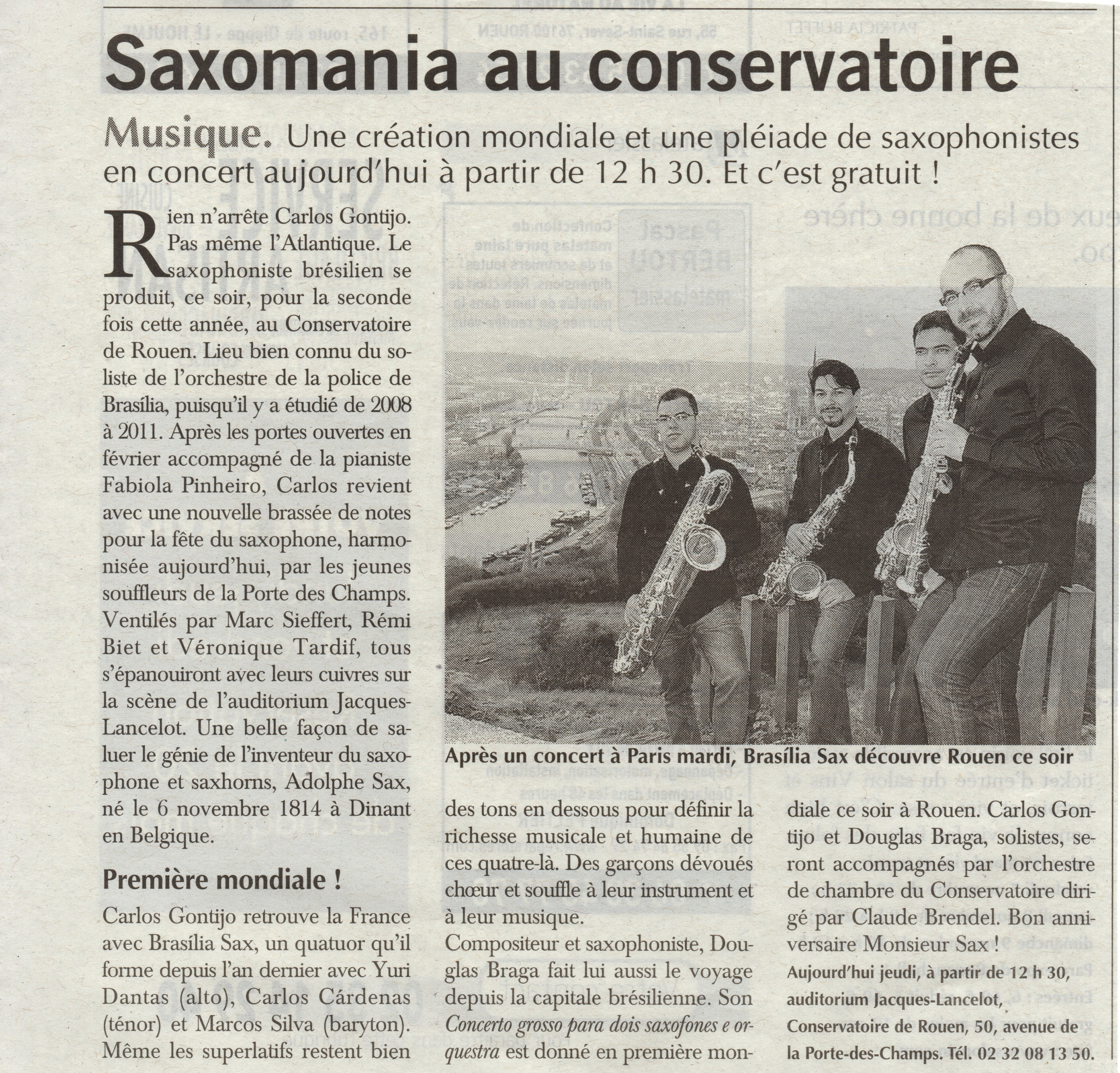 Jornal PARIS-NORMANDIE
