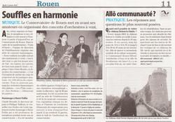 Jornal Paris-Normandie - Jan/2010