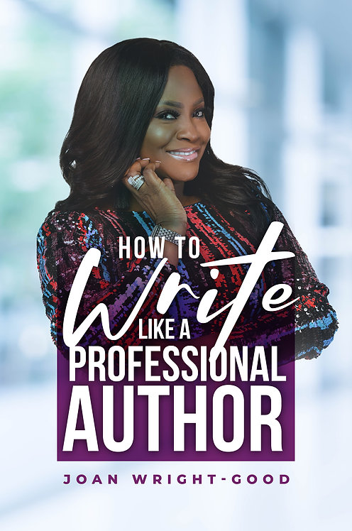 How to Write Like a Professional Author