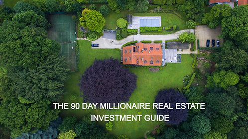 THE 90 DAY MILLIONAIRE REAL ESTATE INVESTMENT GUIDE