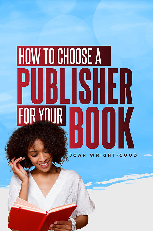 How to Choose a Publisher for your Book