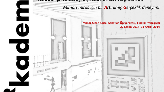 exhibition: MSGSÜ Double Places (discovering the hidden layers)