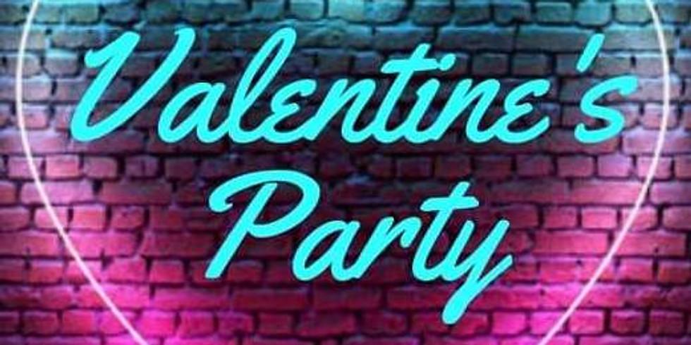 Valentine's Day Party -- Vodka Room