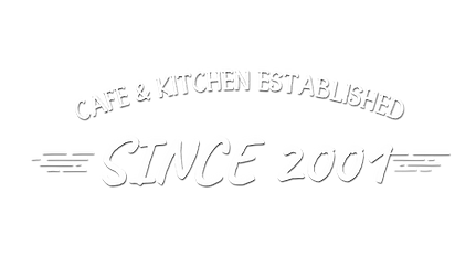 cafe and kitchen established since 2001