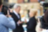 politician news interview