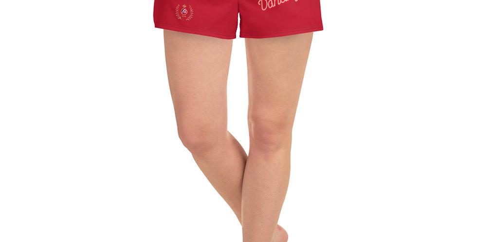 Dancing 24/7 RED מכנסי אימון נוער/נשים