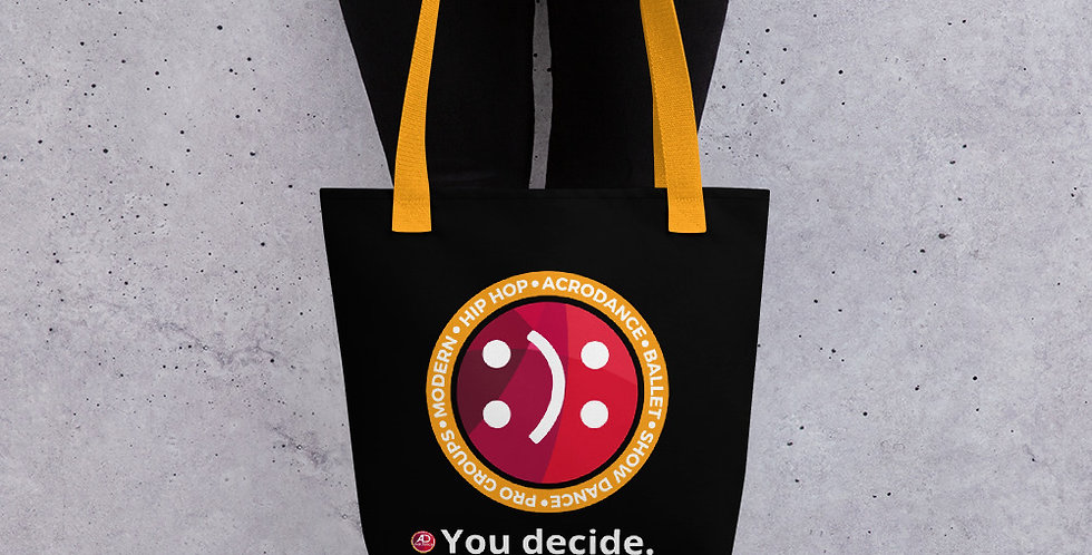 You decide - Tote תיק
