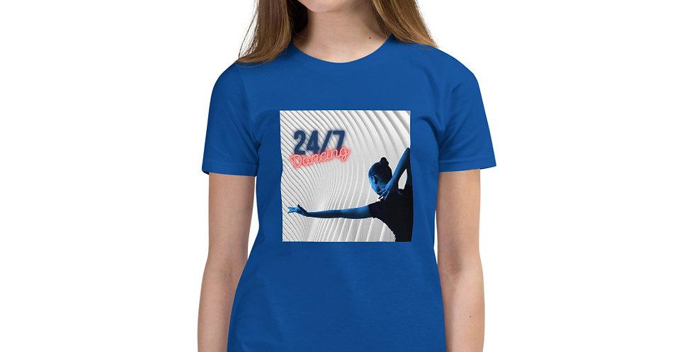 24/7 Dancing Youth T-Shirt