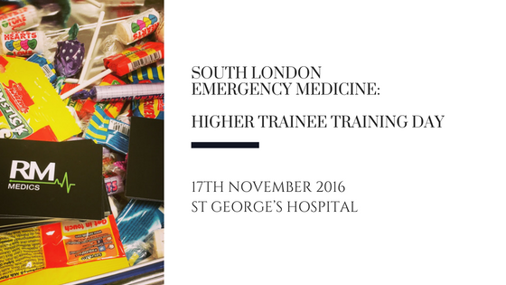 RM Medics sponsor A&E training day