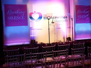 I Love Me Foundation - Breaking the Silence Awards