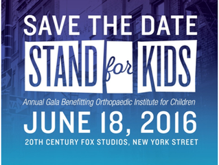 Save The Date! OIC Stand For Kids Gala