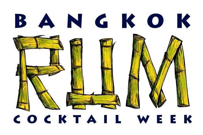 Bangkok Rum Cocktail Week