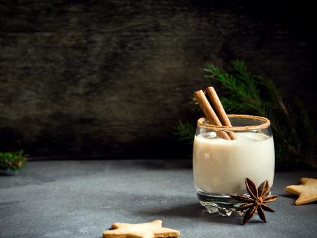 Eggnog - The Festive Dessert for Adults