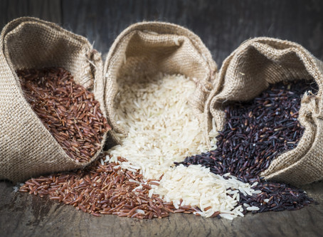Rice & Its Culinary Uses
