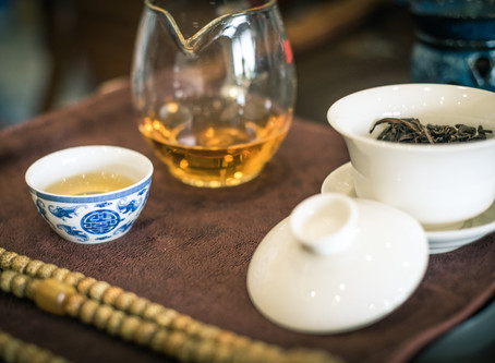 Lapsang Souchong - Perhaps, The First Black Tea