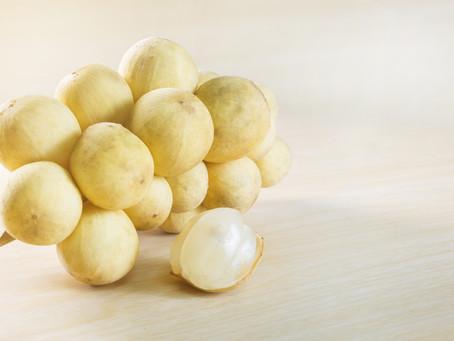 Langsat aka The Bon Bon Fruit