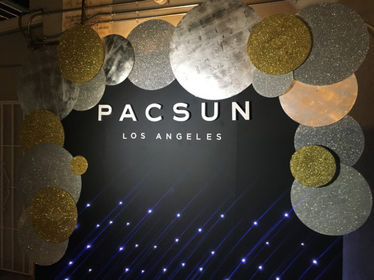 PACSUN HOLIDAY PARTY