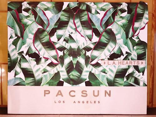PACSUN x L.A. HEARTS BIKINI LINE LAUNCH