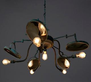 Voila Lighting Custom Fabrication And Production Los