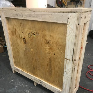 CRATING