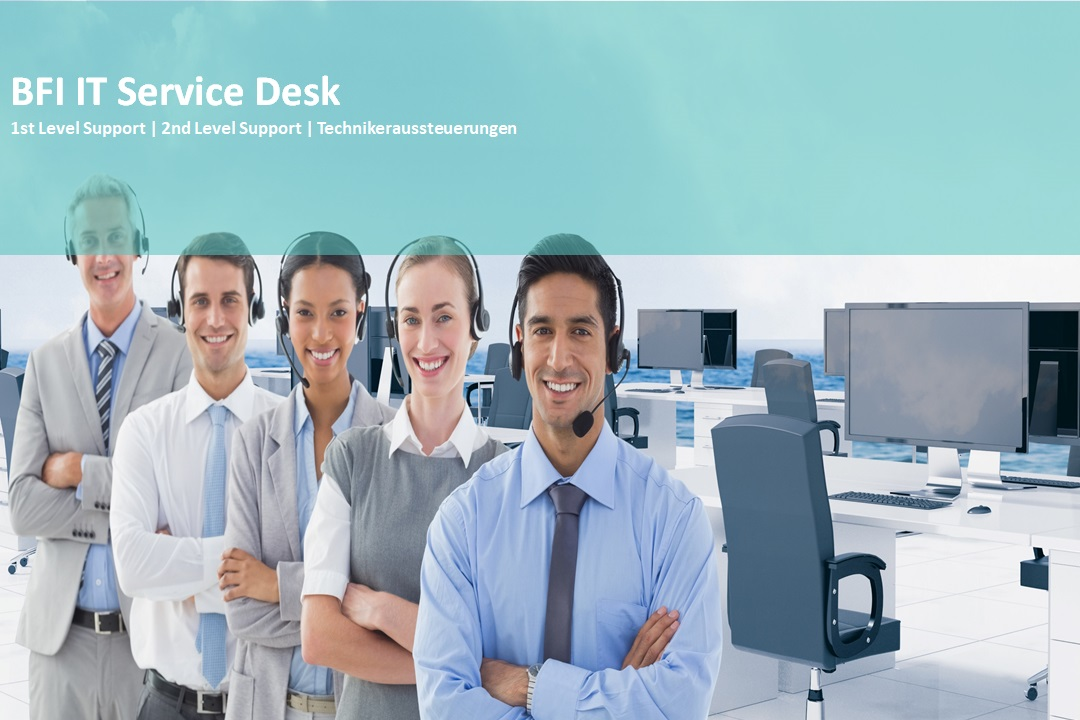 BFI IT Service Desk
