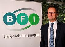 BFI Unternehmensgruppe | Geschäftsführer Hr. Dipl.-Ing. (FH) Helmut Hubrich